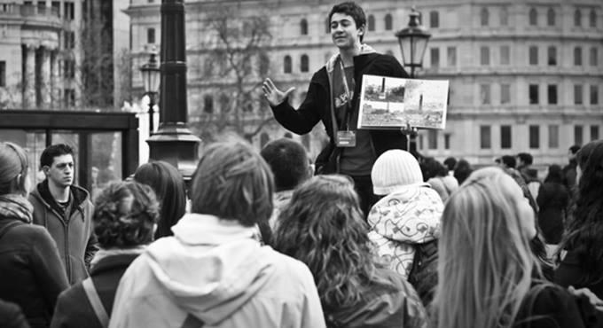 Λειτουργία της Σχολής Ξεναγών στη Θεσσαλονίκη